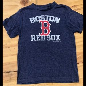 Boston Red Sox T Shirt Boys size 8